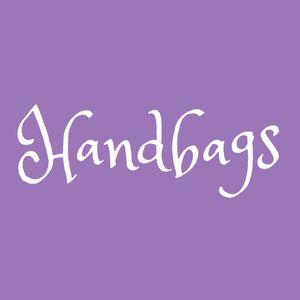 Handbags - Purses. Handbags, Oh My!